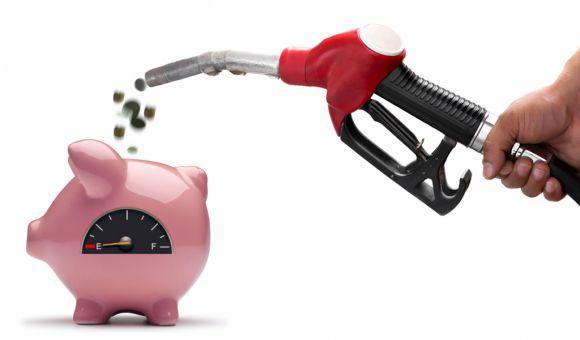 Bastará cuanto la gasolina si se ha encendido la bombilla