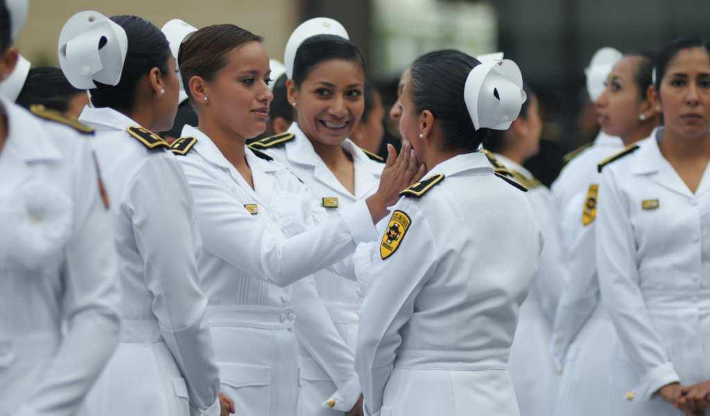 7264575cb6 Enfermería es una de las carreras con el mayor porcentaje de mujeres de  nuevo ingreso