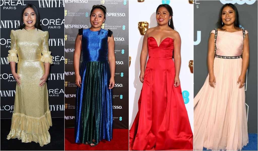 Yalitza Aparicio Entre Prada Dior Y Lo Mexicano