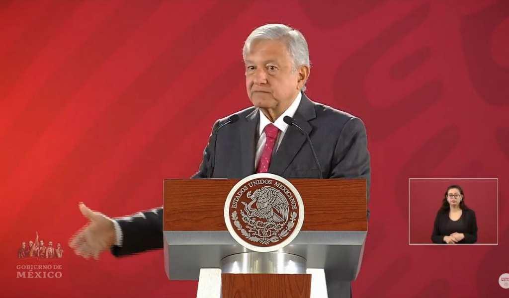 ff67bd4f54 El presidente López Obrador le mandó un mensaje al periodista Jorge Ramos.  GOBIERNO