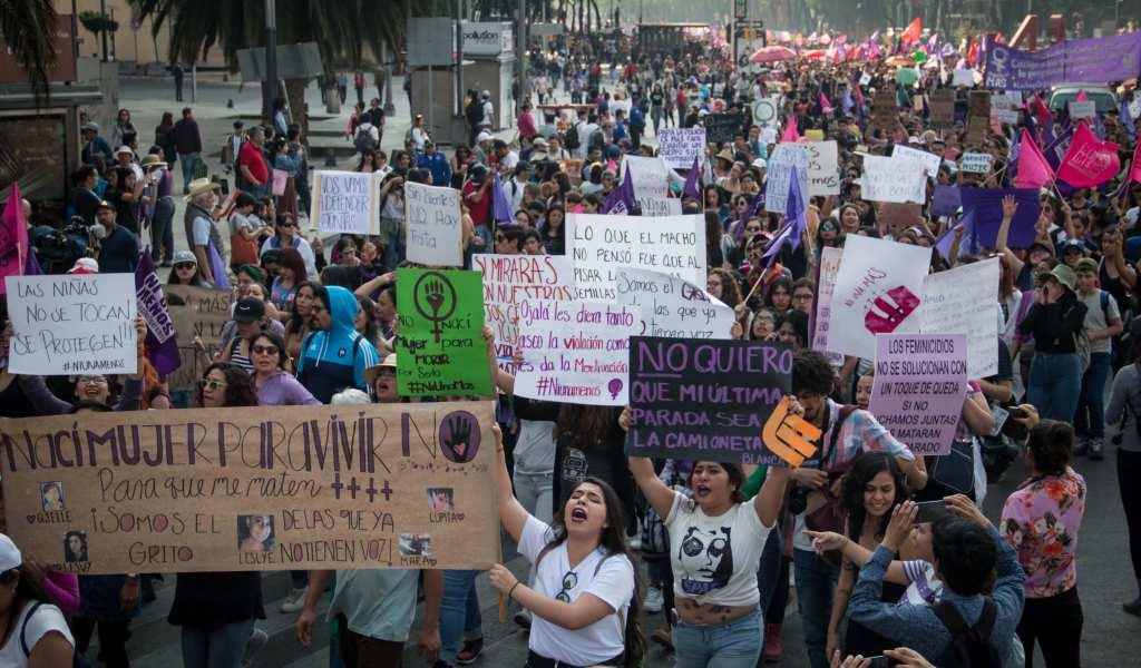 AMLO dejará de apoyar a mujeres violentadas?