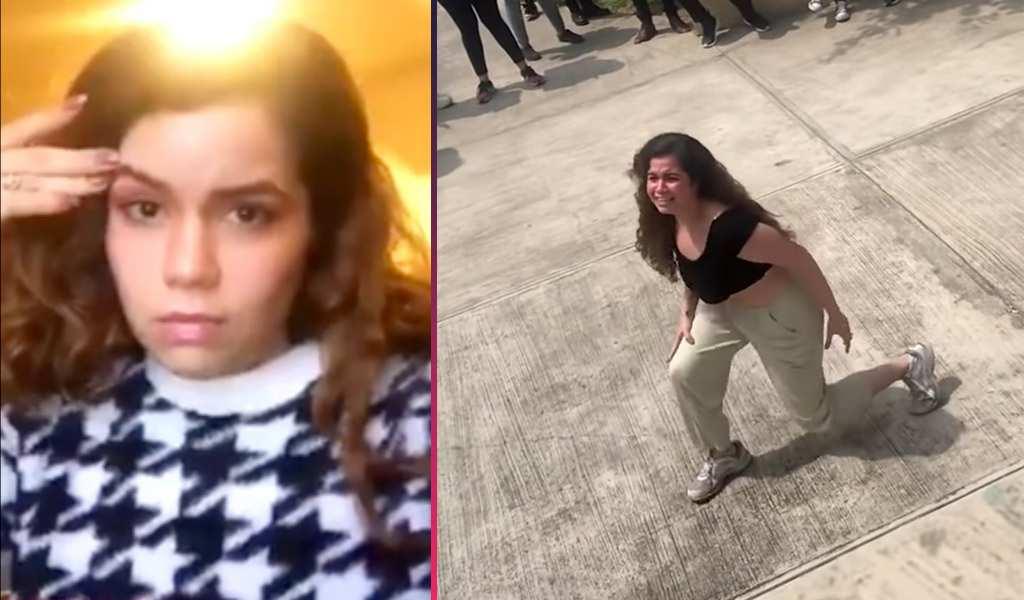 69fae56bf27a Se trató de un baile político por la violencia contra las mujeres
