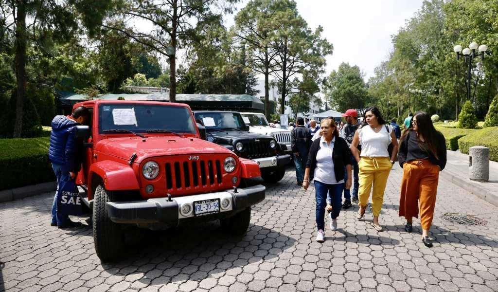 Subasta De Carros >> Fotos Asi Fue La Subasta De Autos De Lujo En Los Pinos