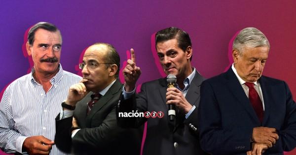 Fox, Calderón, Peña O AMLO, ¿quién Tuvo El Peor Inicio?