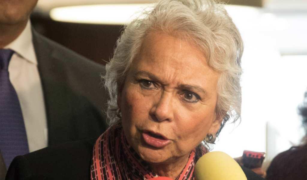 Resultado de imagen para Olga Sánchez Cordero