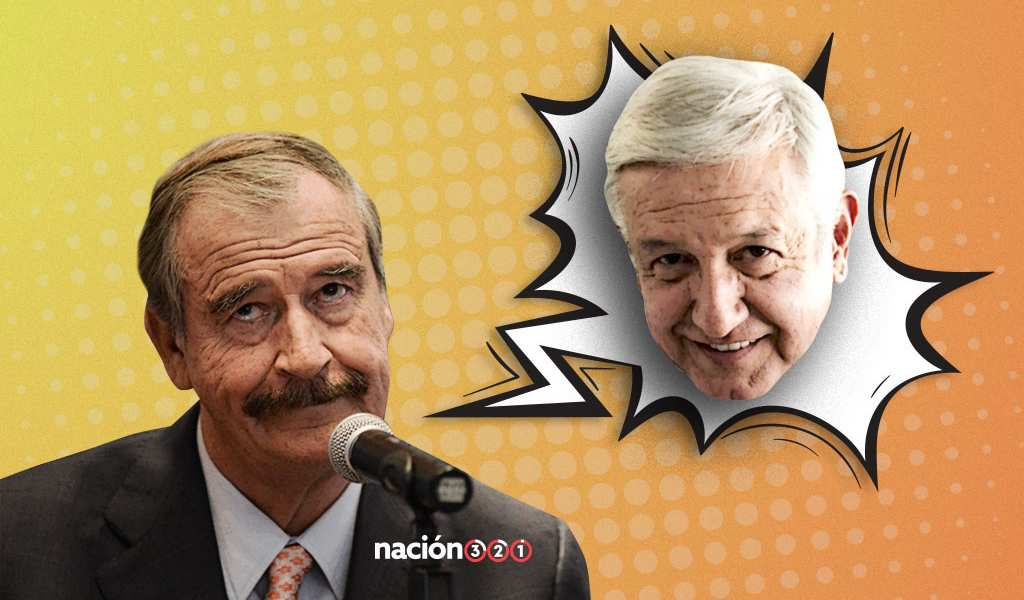 Fox vs AMLO