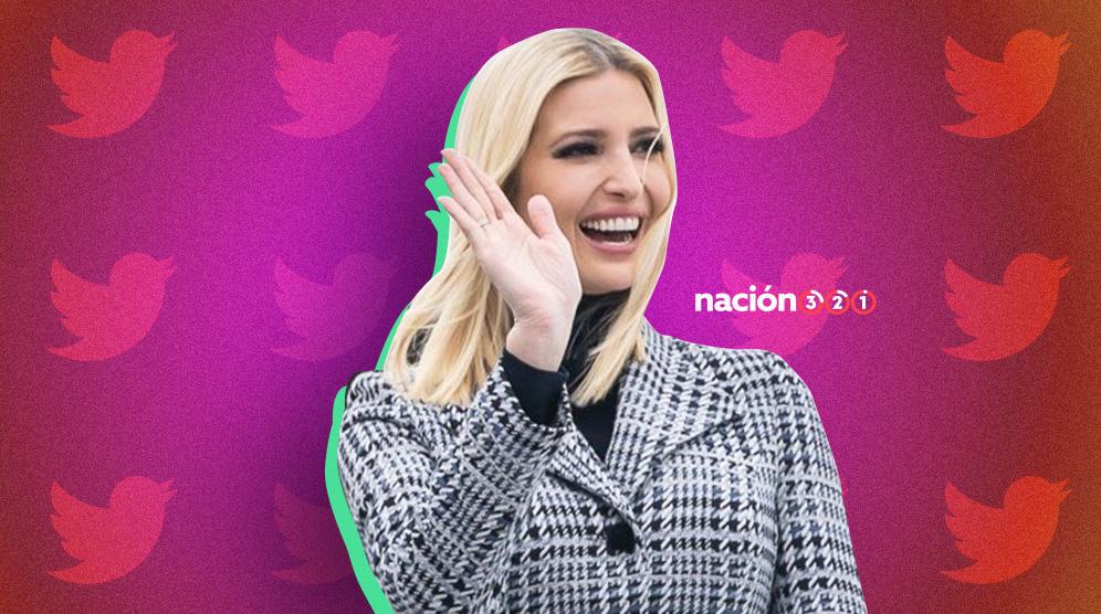 Los tuits con los que Ivanka le dio la bienvenida a AMLO