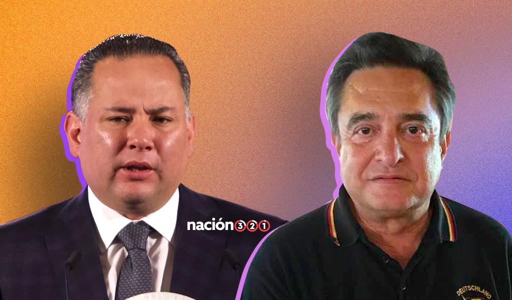 Santiago Nieto revela movimientos financieros de Pío López